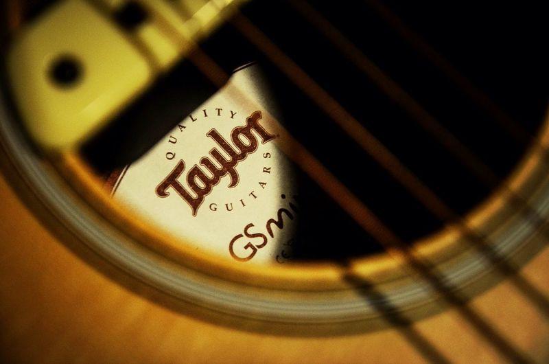 Music Musicians Music Taylor Gs Mini