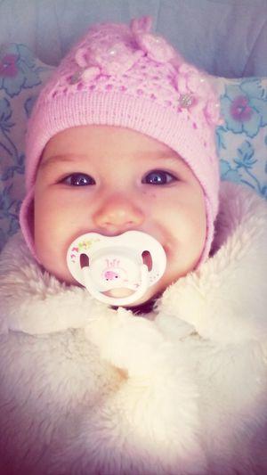 моей принцессе 8 месяцев!!! First Eyeem Photo