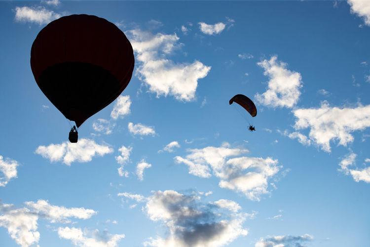 Sky Balloon Hot