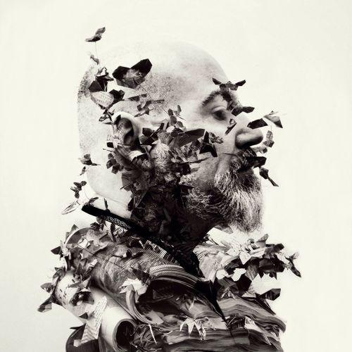 NEM Black&white Portraits WeAreJuxt.com NEM Submissions MPA 2014 Honorable mention: Visual FX