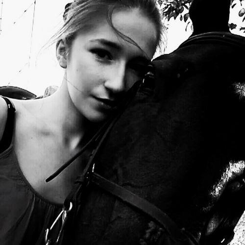 Monochrome Photography Blackandwhite Horse Animal Holiday2016