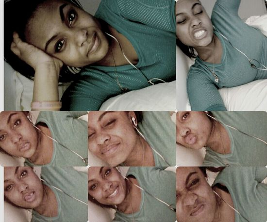 my many faces ..