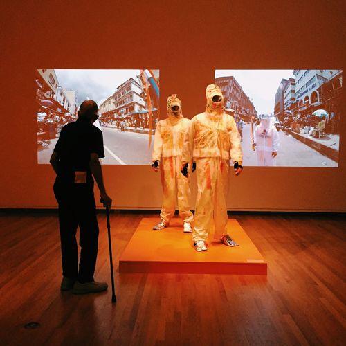 Fantastic Exhibition Art