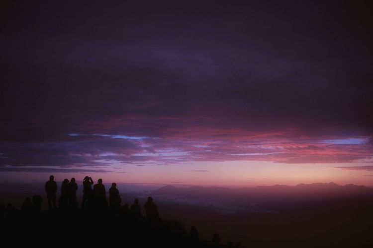 Sunset EyeEm Best Shots EyeEmNewHere EyeEm Nature Lover EyeEm Selects EyeEm Gallery Trip Journey Vacations Nature Mountain Beauty In Nature Astronomy Tree Space Milky Way Multi Colored Sunset A New Perspective On Life 2018 In One Photograph My Best Photo