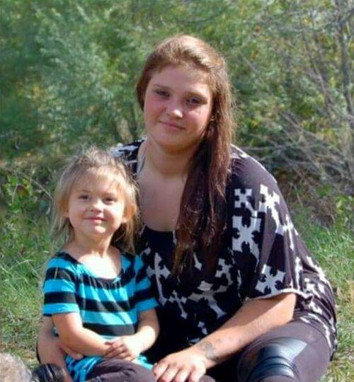 Portrait of my Daughter & Grandaughter