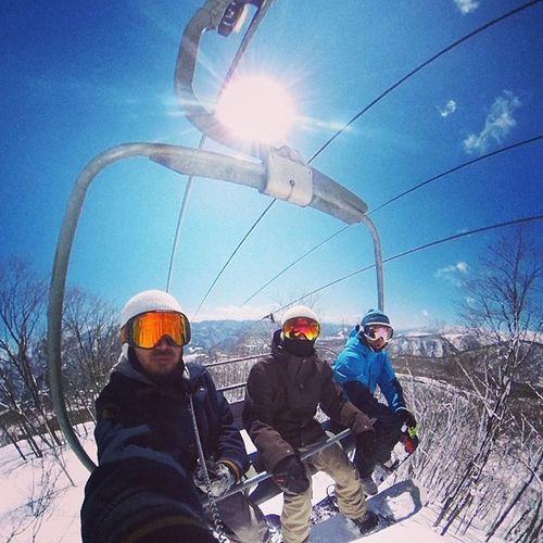 楽し過ぎる!白馬栂池 ピーカン TheDay Snowboarding