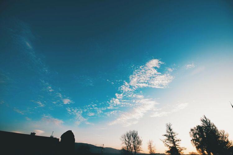 Nice sky ☁️☀️