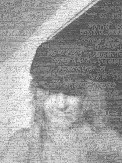 Communication Text Close-up People Real People Rosemary🌹 Love ♥ Girl Word Art Here Belongs To Me Art Is Everywhere Feelings See Me Healing Beauty In The Raw Brick Wall LetterArt Fragility Blessed  Alphabet Grief Illuminated Futuristic