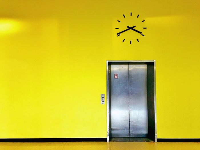 Minimalism Put Some Yellow In Your Life Pantone Colors By GIZMON The Architect - 2014 EyeEm Awards