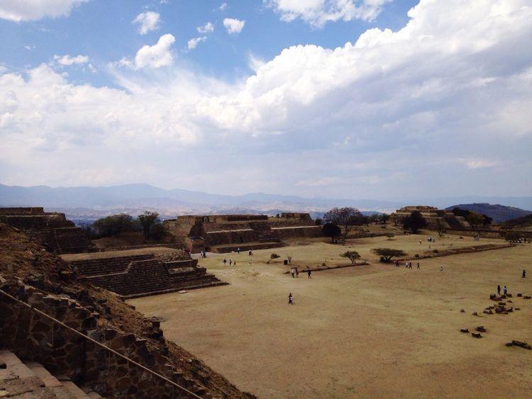 MonteAlban Oaxaca México  ArcheologicSite