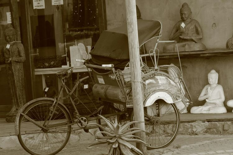 My Streetphotography South Africa Vintage Bicycles