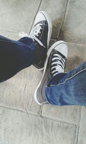Shoes Converse Jeans Beautiful Cool