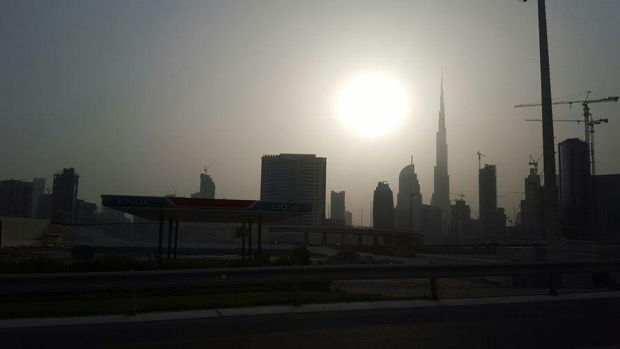 Burjkhalifa Taking Photos Dubai❤ Hello World Enjoying Life Bauty Sunny Day Eye4photography  EyeEm