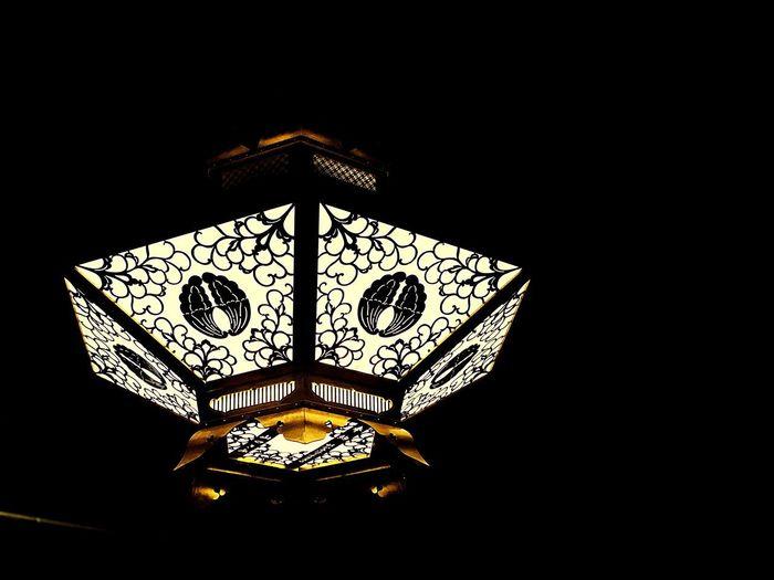 japanese light Light Dark Electric Light Creativity