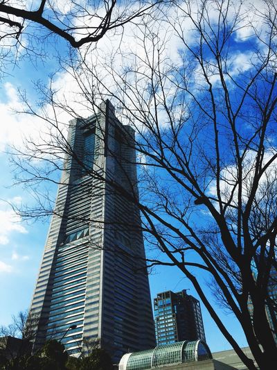 Yokohama Landmark Tower Yokohama Japan IPhone Photography Iphone6plus EyeEm EyeEm Best Shots