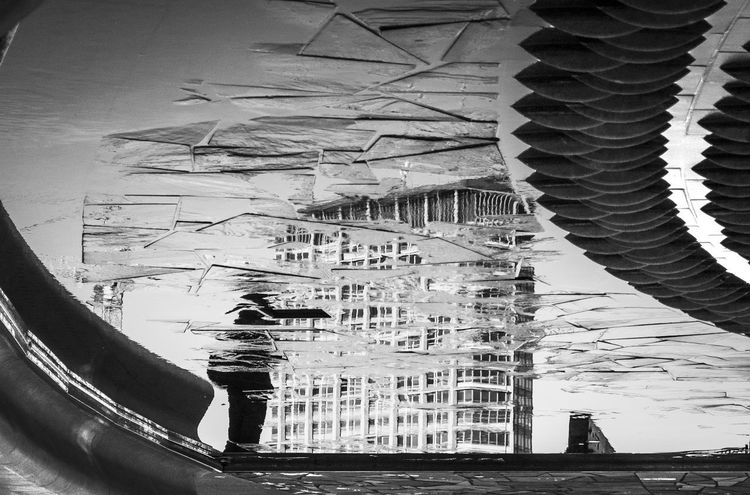 Gae Aulenti Architecture Black And White Friday Building Exterior City