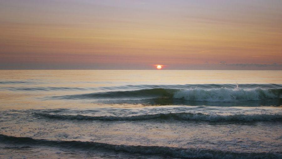 Baltivs Sunset