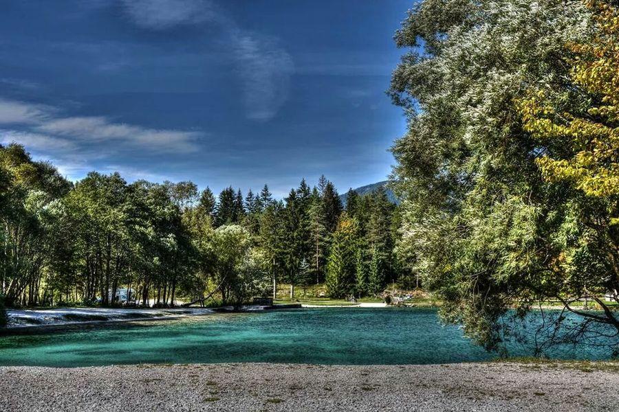 Lake Slovenia Nature_collection Walking Around
