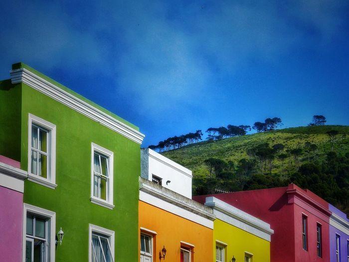 Bo-Kaap Malay, Malay Quarter in Cape Town, South Africa, Part 10 Malay Quarter Bo-kaap South Africa Cape Town Signal Hill