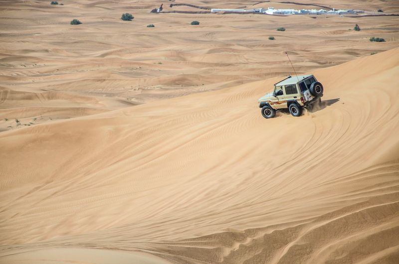 Off-road Desert Land Mode Of Transportation Landscape Transportation Sand Scenics - Nature Sand Dune Arid Climate Land Vehicle Motor Vehicle Off-road Vehicle 4x4 Summer Exploratorium Adventures In The City