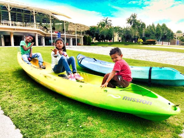 kayak at putrajaya Outdoors Tropical Climate My Country In A Photo Cheese! Check This Out