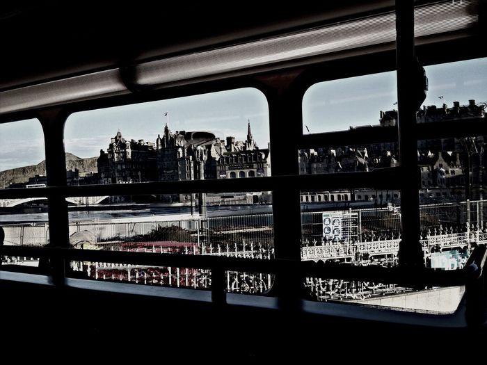 Frames Scotland Edinburgh On_the_Bus Street Photography