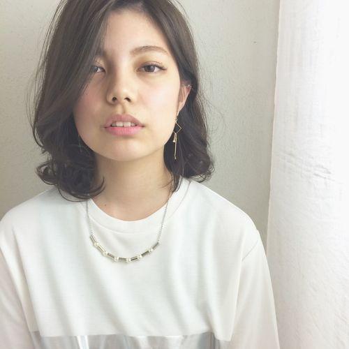 Hair Salon ANTIgREEN Photo Shoot 昨日のモデルさん♡