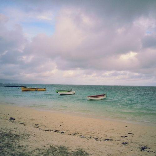 Bellemare Beach Boat
