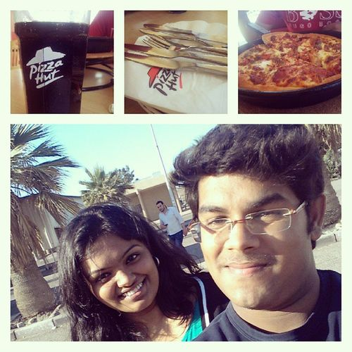 Mymonkey Fun Craziness Awesome Loving Thebest Food Pizzahut Miapizza Pepsi Adorable Hungry Togetherwerock Missmymonkey Loveher
