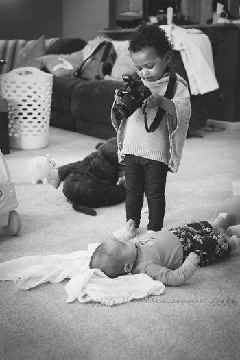 Child Childhood Full Length Girls Lifestyles Indoors  Living Room Portrait Lifestyle Photography