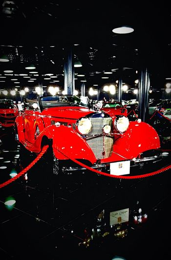 Tiriac Collection Visiting Museum Cars Rich Life
