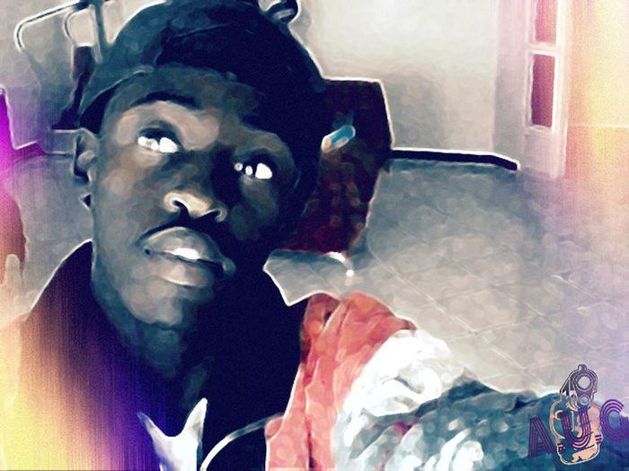Artistic Life Blaq Guy Focus On Foreground Headshot Lifestyles My Life Is Art Refection Thinkin Man