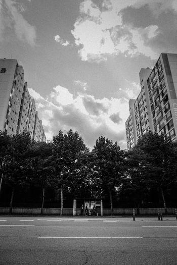 Blackandwhite Eye4photography  EyeEm Best Shots EyeEm Korea Streetphotography Taking Photos Urban Geometry Walking Around