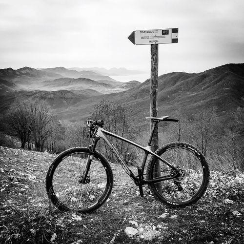 La vetta più alta della Campania. Bikers MTB Adventure Passion