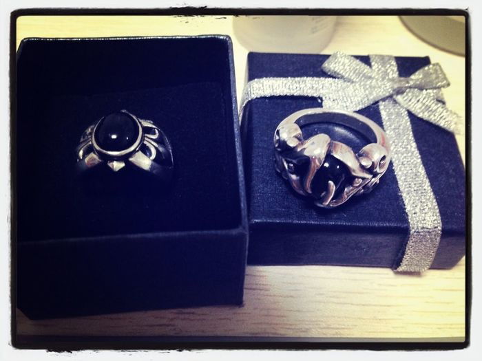 Silver Rings My Dear Gift For Me