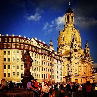 Dresden Saxony Sachsen Ig_deutschland Ig_germany Ig_international Ig_europe Europe Europe_gallery Insta_international Insta_europe Oldcity Fountain