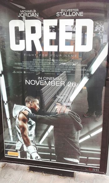 Taking Photos Check This Out FightForYourName Signboard Jordan MichaelBJordan Illuminated MOVIE Creed  Sylvester Stallone Sylvesterstallone Michael B Jordan  Stallone Movie Poster Movieposter Fight For Your Name Poster Posters Illuminated Signs Cinema Poster Action Movies At The Flicks Cinema Posters Movie Posters SignHunters Sign Hunters Illuminatedsigns Actionmovies Actionmovie Action Movie