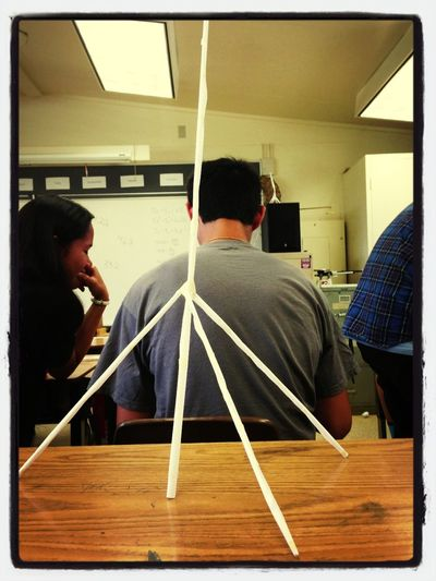 Building A Paper Tower