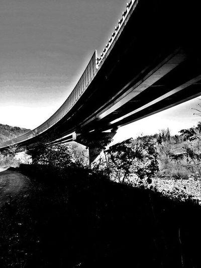 Bridge - Man Made Structure Ponti Strutture Road EyeEmNewHere