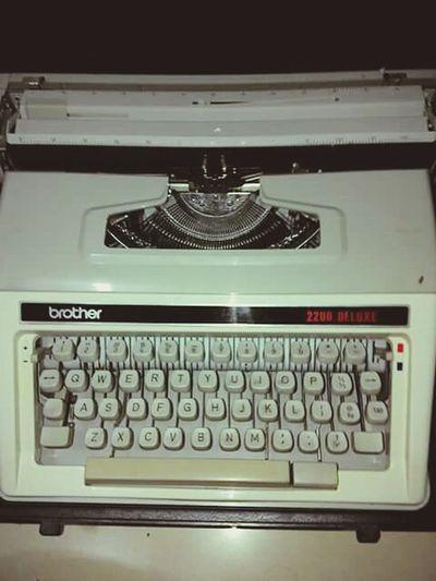 Clasic Typewriter