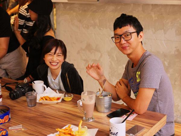 很棒的表情捕抓, 感謝這次來Meetup的大家 Enjoying Life Eyeem Meetup Taipei EyeEm Taiwan Friendship Happiness Meetup Smile The View And The Spirit Of Taiwan 台灣景 台灣情 Togetherness