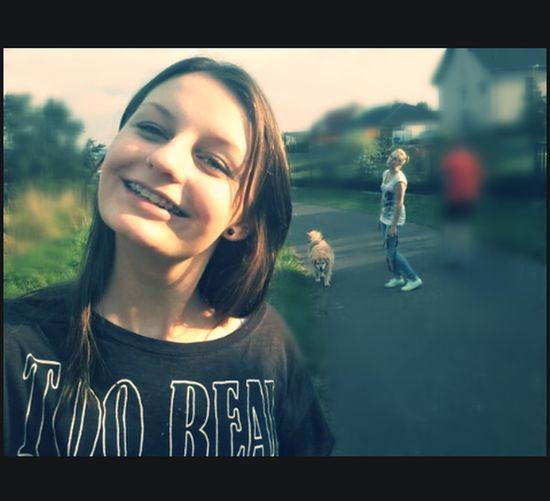 Hugging A Tree Walking Around Girl Friendship ♥