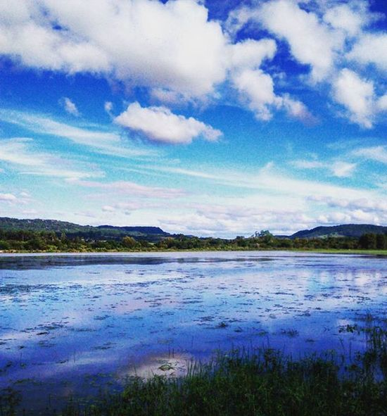 Valeverde Riograndedosul Nature Blue Sky Nuvens Ceudobrasil Brazil_repost Life