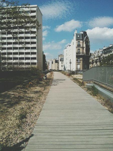Secret Walks Paris Abandoned Railway Peaceful Walks