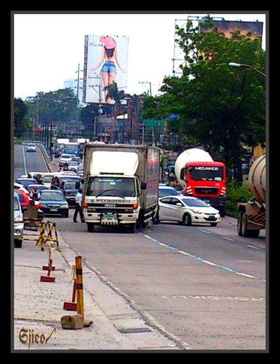 Truckengineproblem Taking Photos Xperia S Pinoygraphereyecapture