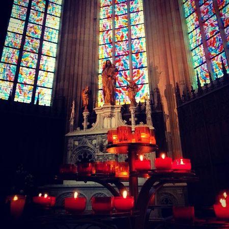 Cathedrale Lumière Chretiens Breizhinstagramer