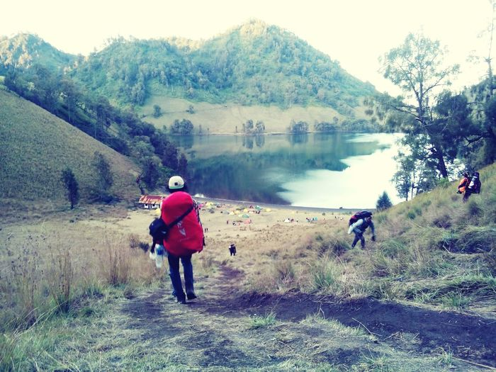 "Ranu Kumbolo ""MT. Semeru"" Hello World"