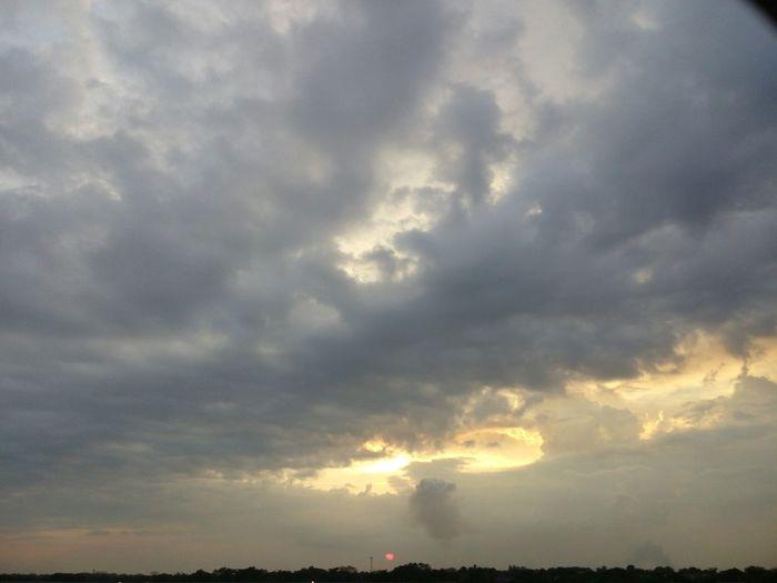 Enrique Malek Int. Airport ✈ sunset 🌆 First Eyeem Photo