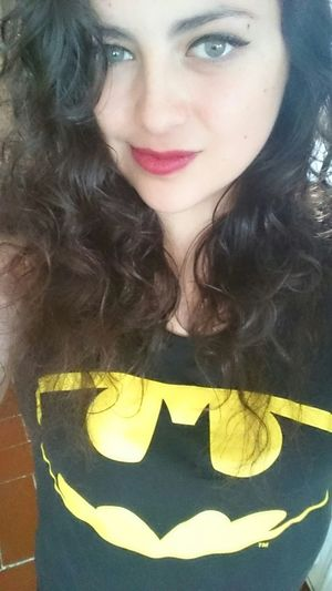 I Love My Lips  Batman ❤ Super Hero Good Morning World! Red Lipstick Gatuvela Catwomen_vs_batman ???