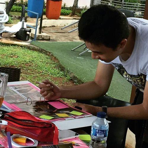 mimpi ku untuk Indonesia... Jakrta Dreamcatcher Dream Book Community